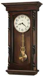 Howard Miller Kipling 625-576 Chiming Wall Clock CLICK FOR MORE DETAILS