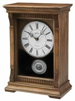 Bulova B7663 Warrick III Chiming Mantle Clock CLICK FOR MORE DETAILS