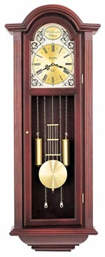Bulova C3381 Tatianna Chiming Wall Clock CLICK FOR MORE DETAILS