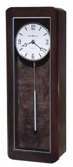 Howard Miller Aaron 625-583 Contemporary Wall Clock