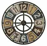 Howard Miller Prairie Ridge 625-580 Large Wall Clock CLICK FOR MORE DETAILS