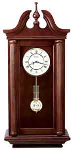 Bulova C4456 Manchester Chiming Wall Clock CLICK FOR MORE DETAILS