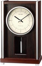 Rhythm 4RJA01WU06 Richmond Musical Table Clock CLICK FOR MORE DETAILS