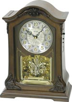 Rhythm CRH209UR06 American Pride Musical Table Clock CLICK FOR MORE DETAILS