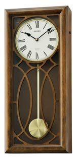 Seiko QXM343BLH Greyson Musical Wall Clock CLICK FOR MORE DETAILS