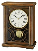 Seiko QXW236BLH Albany Musical Mantle Clock CLICK FOR MORE DETAILS