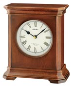 Seiko QXW238BLH Blanche Musical Desk & Table Clock CLICK FOR MORE DETAILS
