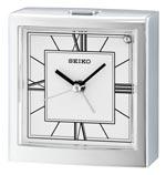Seiko QHE123SLH Carmelita Bedside Alarm Clock CLICK FOR MORE DETAILS