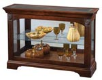 Howard Miller Surrey 680-555 Console Curio Cabinet CLICK FOR MORE DETAILS