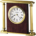 Rosewood Encore Bracket 645-104 Table Clock