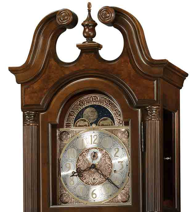 Howard Miller 611 262 Wellston Grandfather Clock The Clock Depot