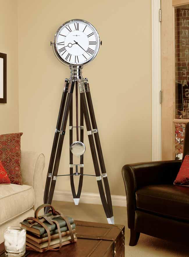 Howard Miller Chaplin 615 070 Floor Clock The Clock Depot
