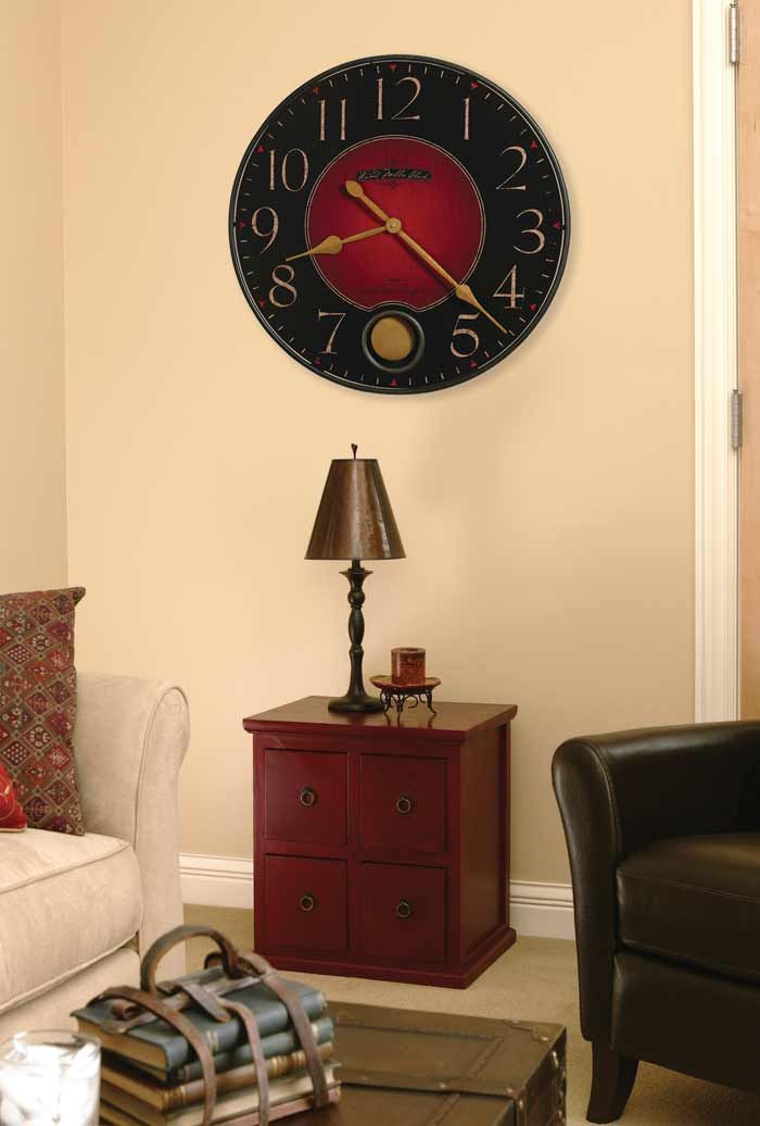 Howard Miller 625 374 Harmon Reproduction Wall Clock 625374
