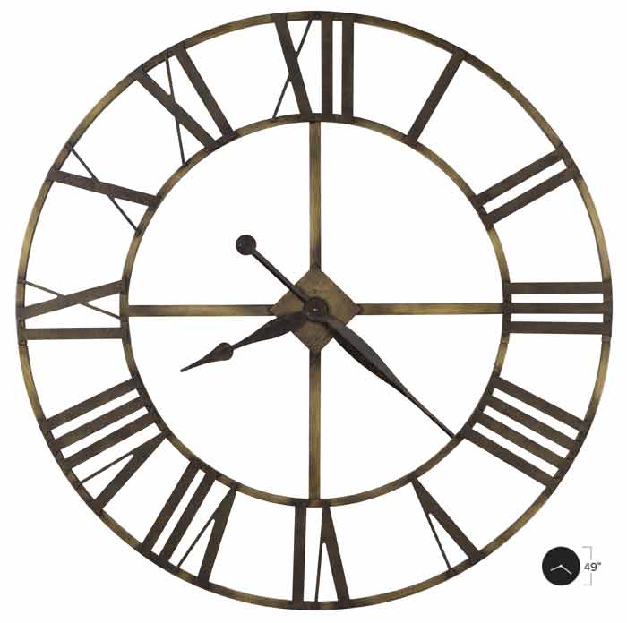 Howard Miller Wingate 625 566 Large Wall Clock The Clock