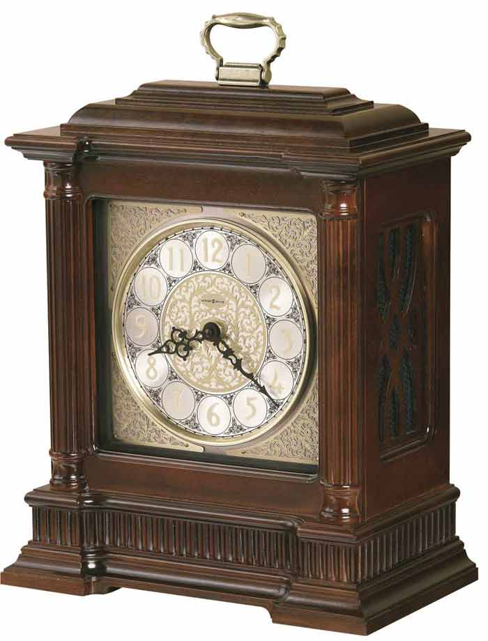 Howard miller fleetwood tambour quartz mantel clock