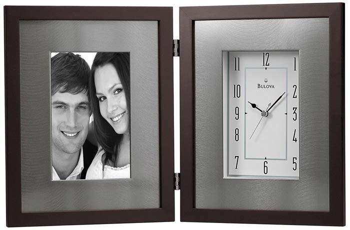 Picture Frame Clocks - The Clock Depot