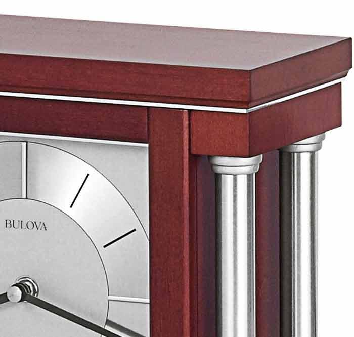 Bulova B7651 Ambiance Desk Clock