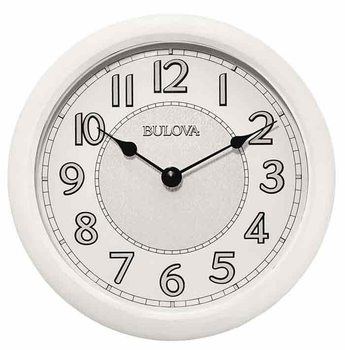 bulova c4842 versatile wall clock