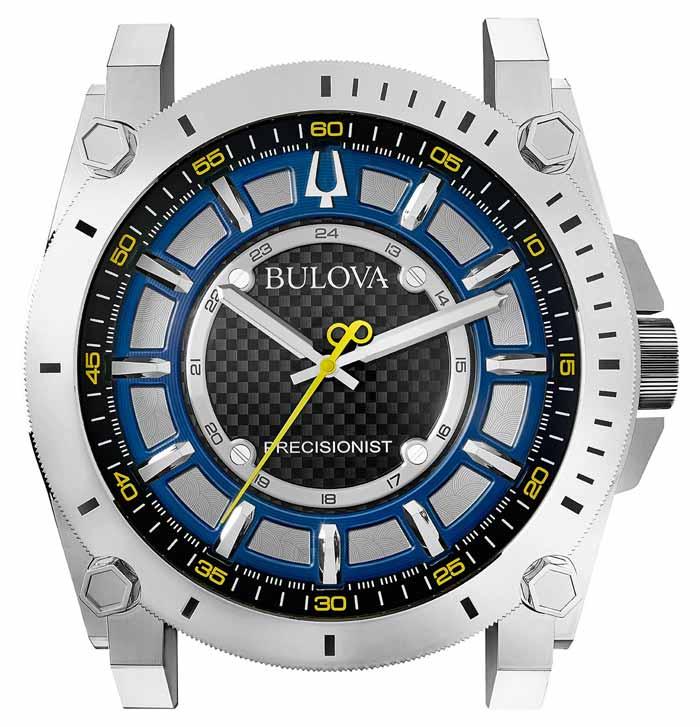 Bulova C9888 Precisionist Watch Dial Wall Clock The
