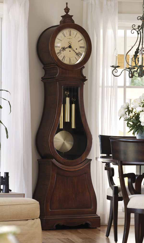 Howard Miller 611 005 Arendal Scandinavian Design Floor Clock