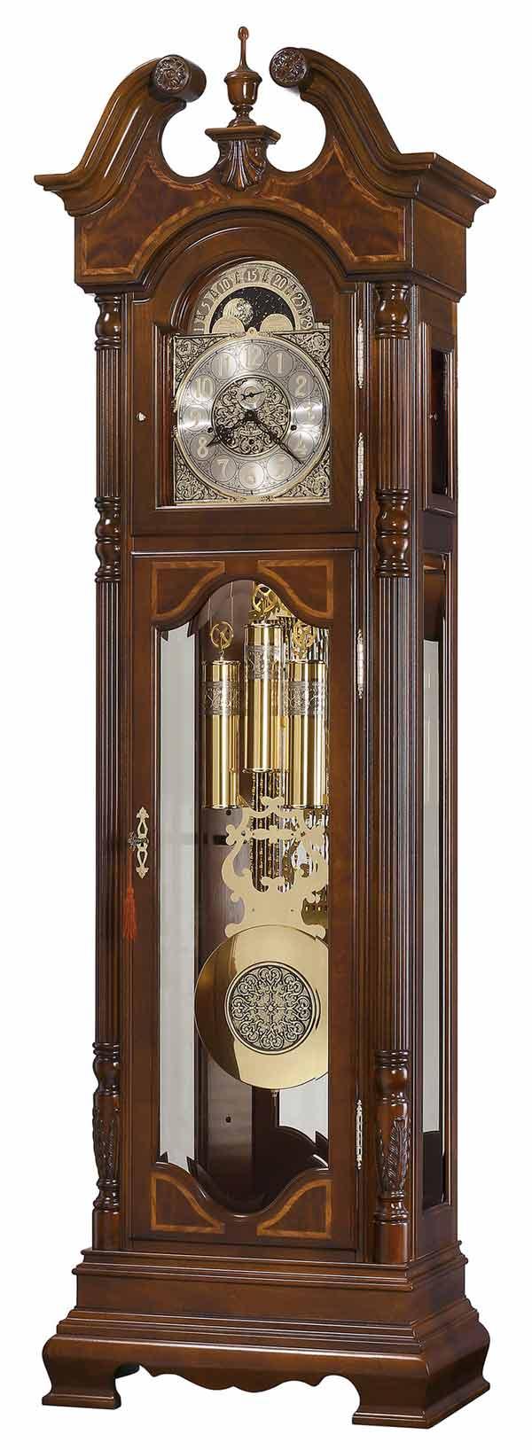Howard Miller Polk 611 246 Grandfather Clock The Clock Depot