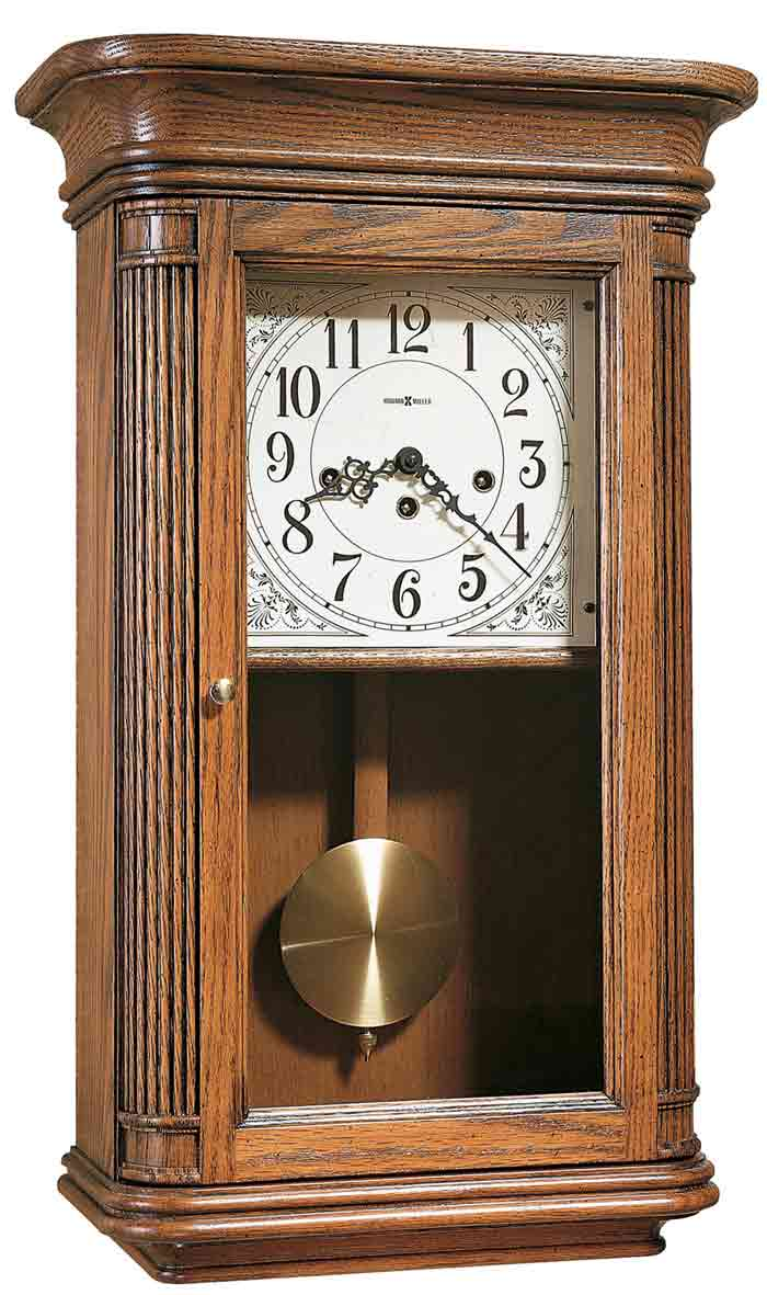 Keywound Wall Clocks Howard Miller and Hermle Keywound Wall Clocks