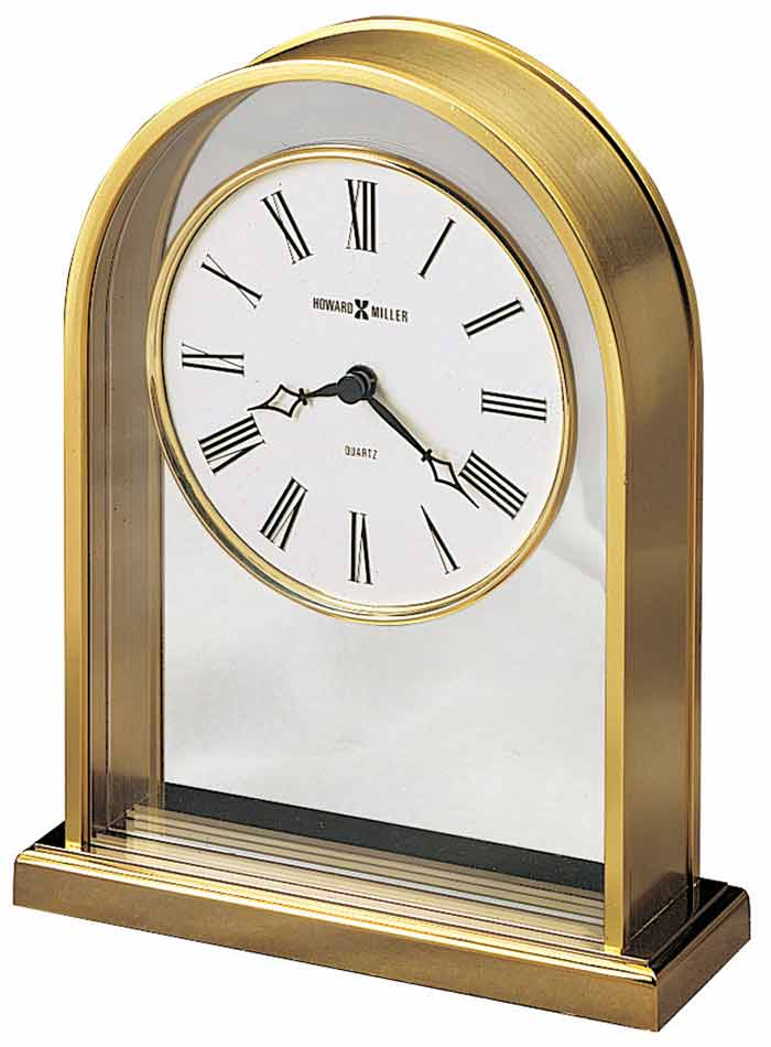 Detailed Image Of The Howard Miller Reminisce 613 118 Table Clock