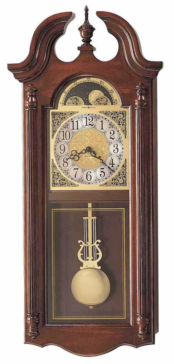 Howard Miller Fenwick 620 158 Chiming Wall Clock
