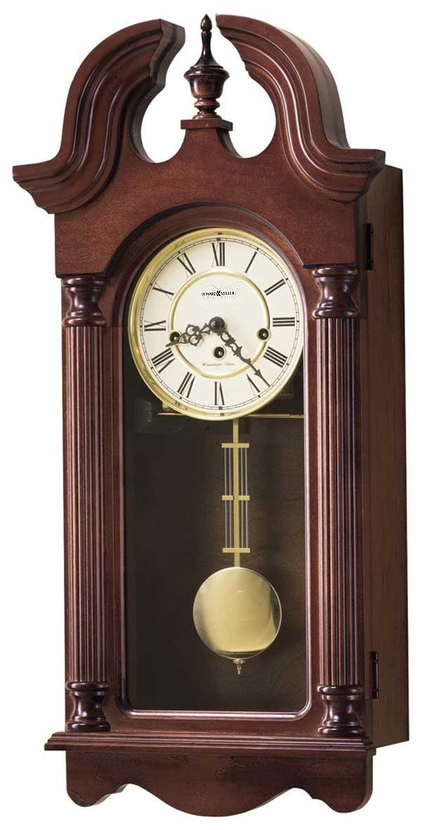 Howard Miller David 620 234 Keywound Wall Clock The