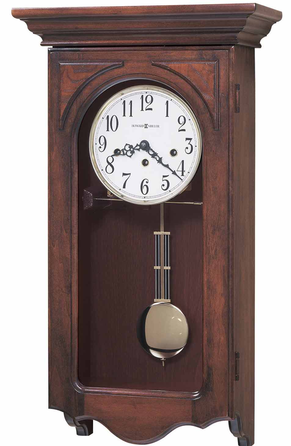 Howard Miller Jennelle 620 445 Keywound Wall Clock The