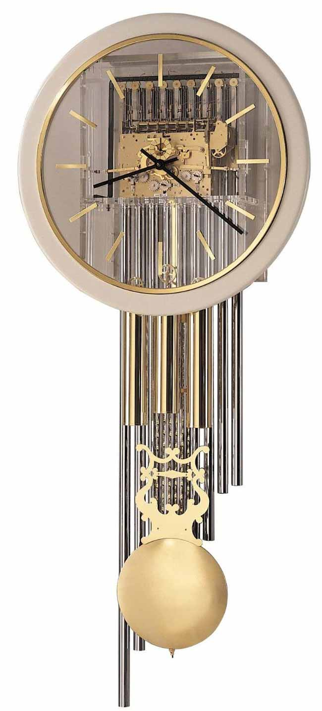 Howard miller focal point 622 779 tubular chime wall clock clock detailed image of the howard miller focal point 622 779 tubular chime wall clock amipublicfo Images
