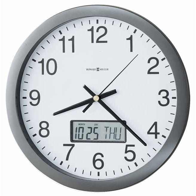 Howard Miller Chronicle 625 195 Wall Clock