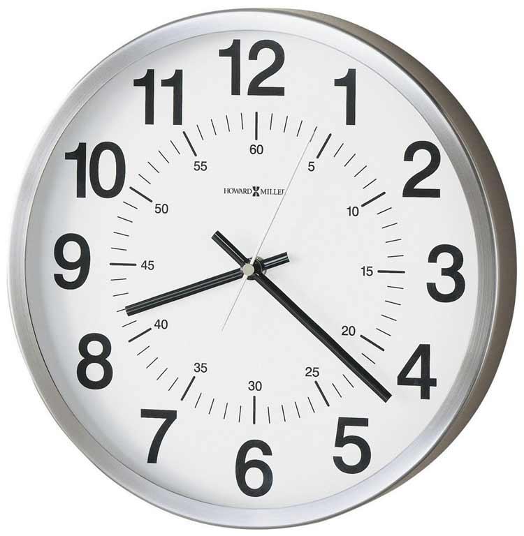 Howard Miller Easton 625 207 Wall Clock The Clock Depot