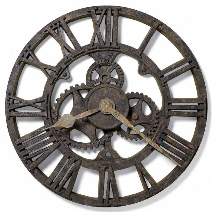 Howard Miller Allentown 625 275 Large Wall Clock