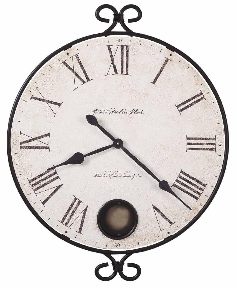 Howard miller gallery pocket watch 625 572 large wall clock free howard miller magdalen 625 310 large wall clock amipublicfo Images