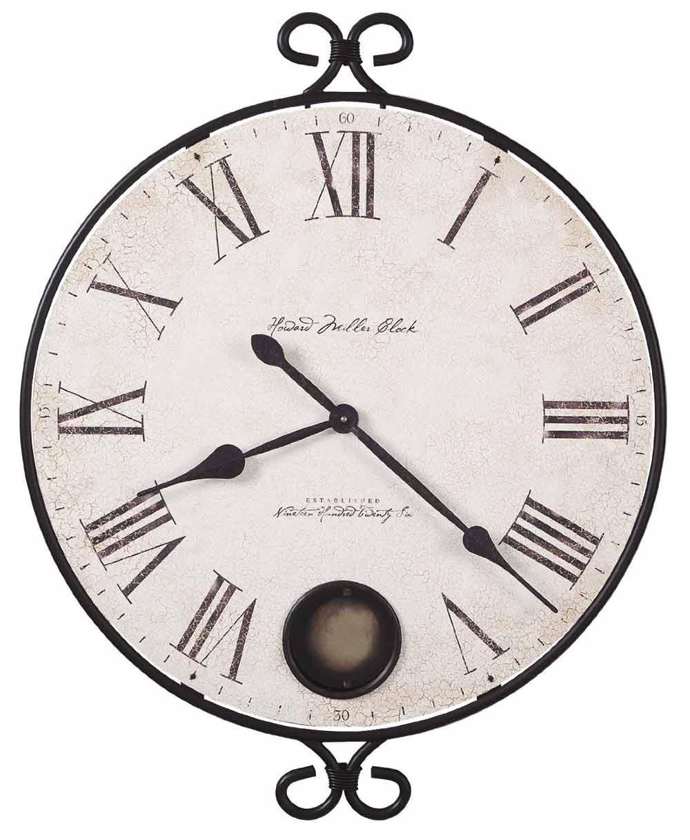Howard Miller Magdalen 625 310 Large Wall Clock