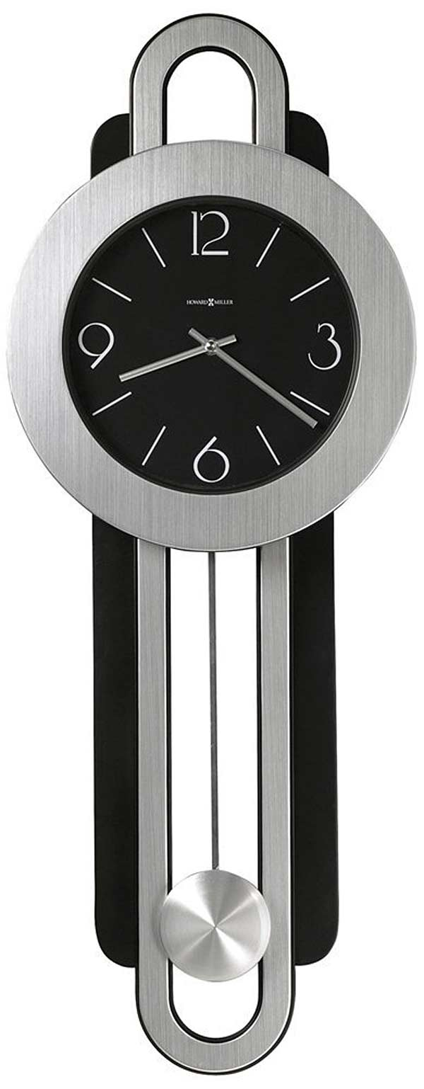 Howard Miller Gwyneth 625 340 Contemporary Wall Clock By