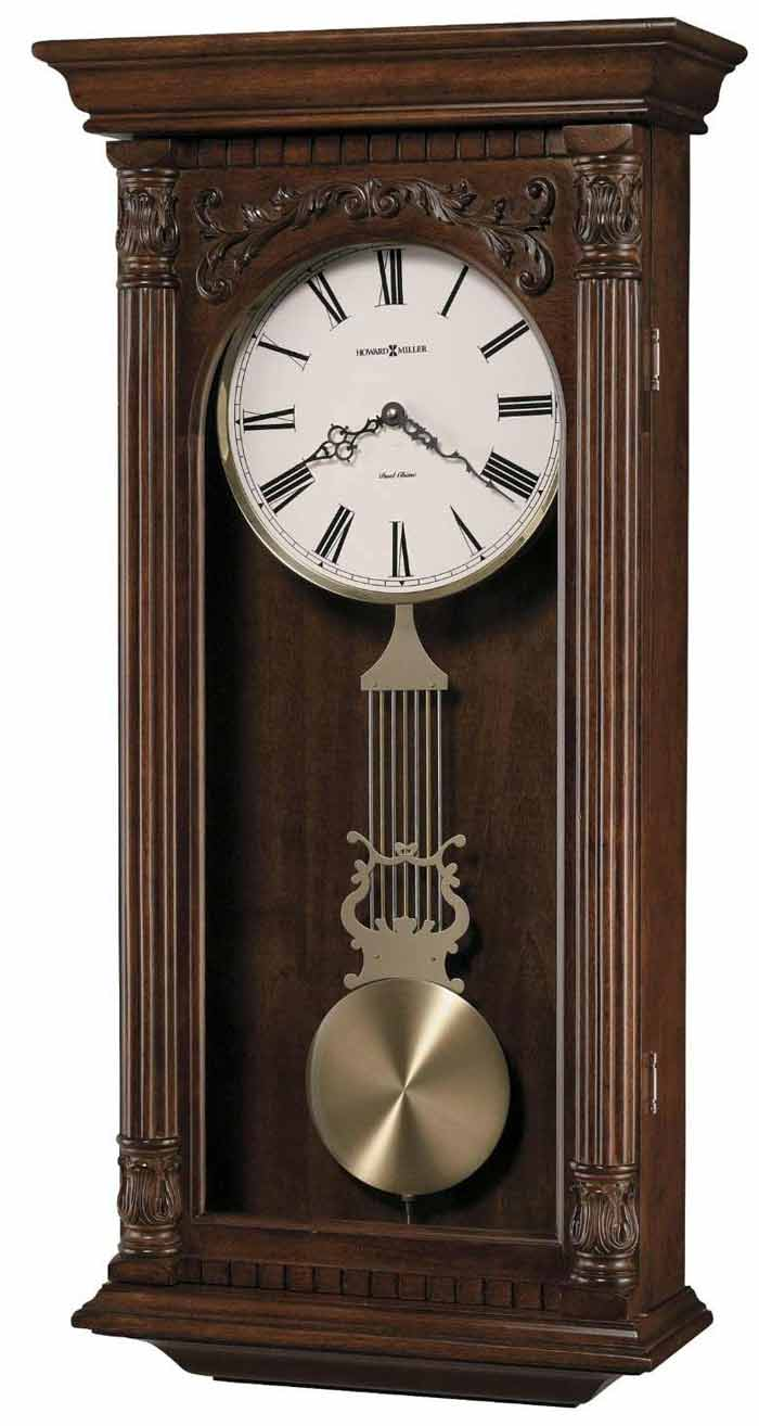 Howard Miller 625 352 Greer Wall Clock The Clock Depot