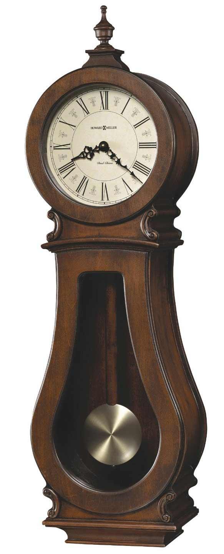howard miller wall clock Howard Miller Arendal 625 377 Chiming Wall Clock   The Clock Depot howard miller wall clock