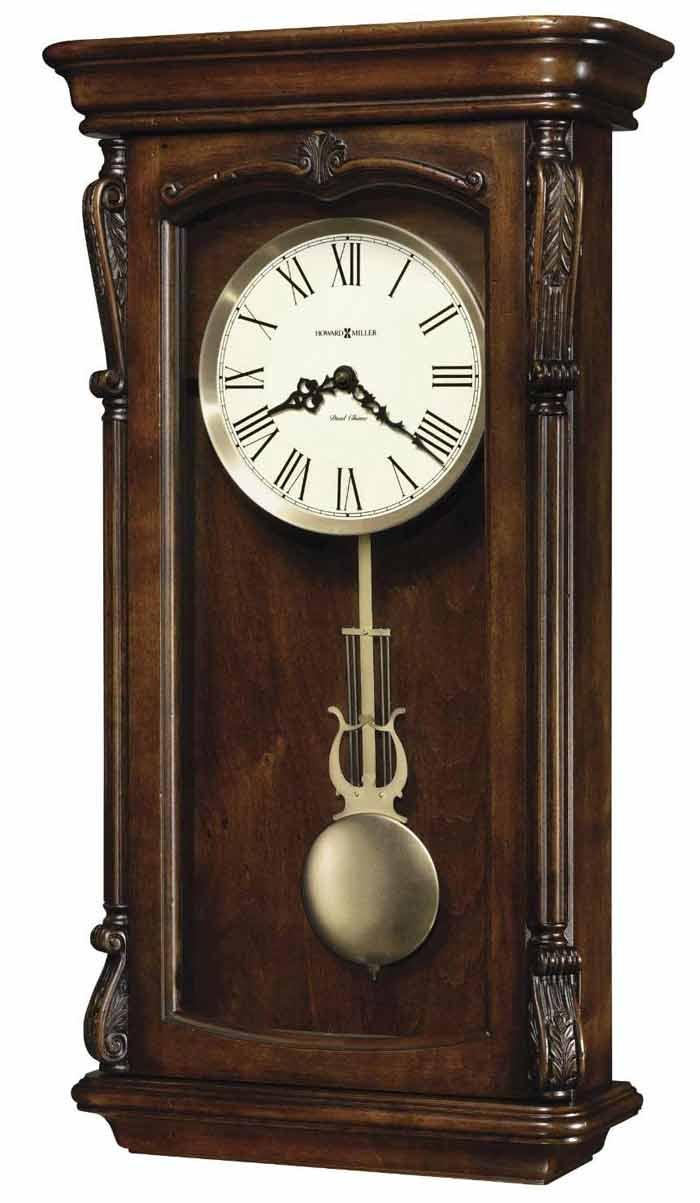 Howard Miller 625 378 Henderson Chiming Wall Clock The