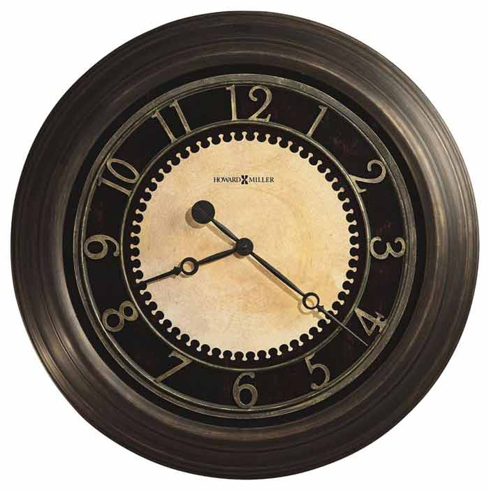 Howard miller chadwick 625 462 large wall clock the for Howard miller large wall clock