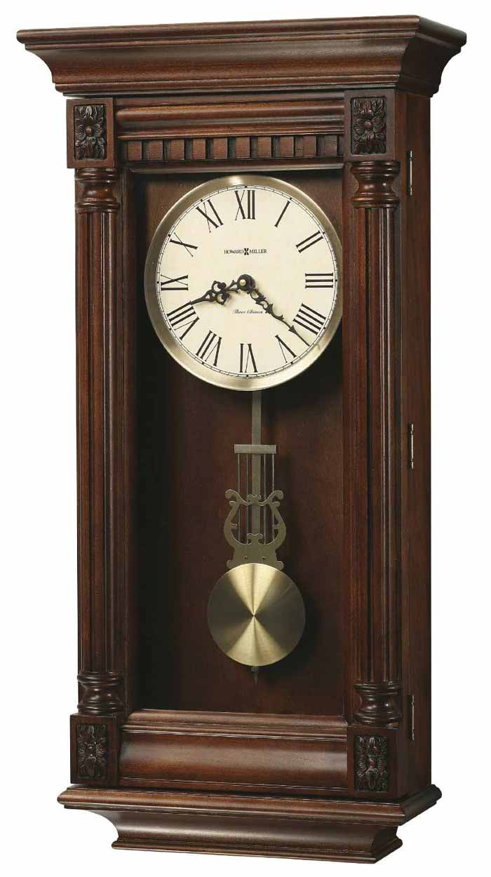 Howard Miller Lewisburg 625 474 Chiming Wall Clock The