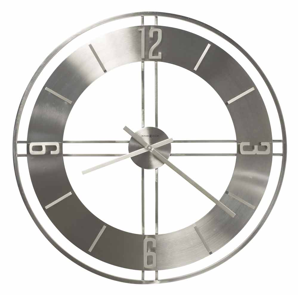 Howard Miller Stapleton 625 520 Large Wall Clock
