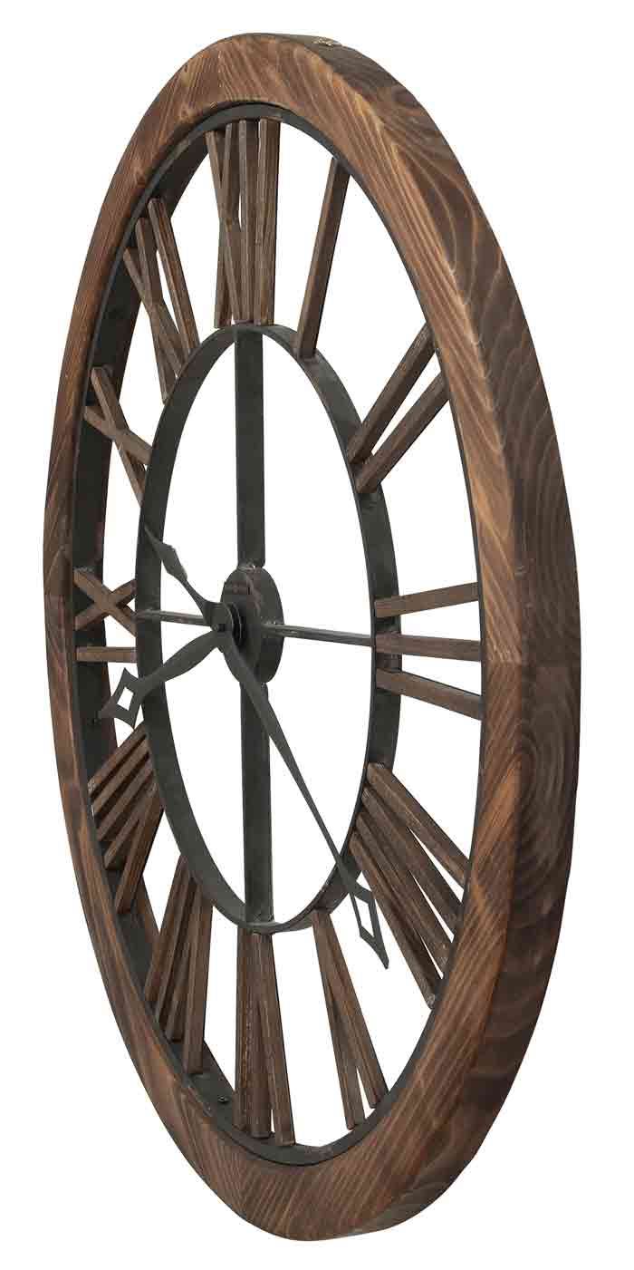 Howard Miller 625 623 Thatcher Large Wall Clock The