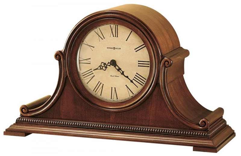 Mantel Clocks | Howard Miller, Bulova, Hermle Mantle Clock ...