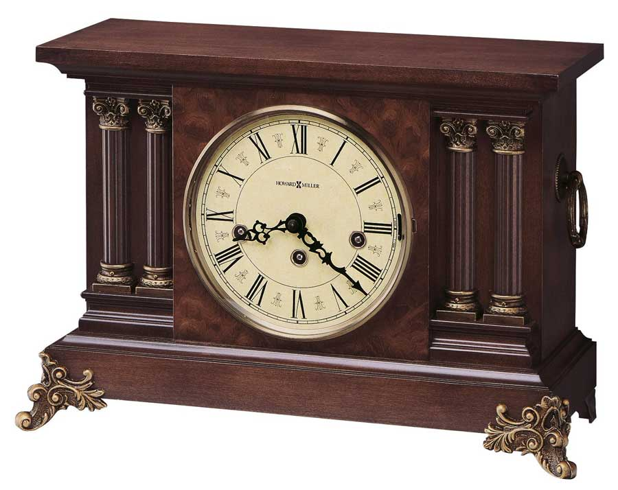 Howard Miller Circa 630 212 Keywound Mantel Clock