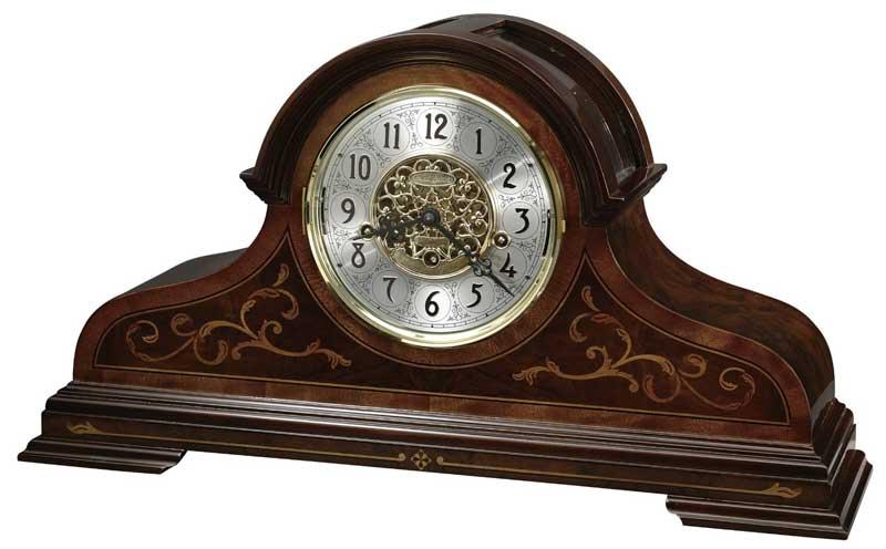 Howard Miller Bradley 630 260 Limited Edition Keywound Mantel Clock