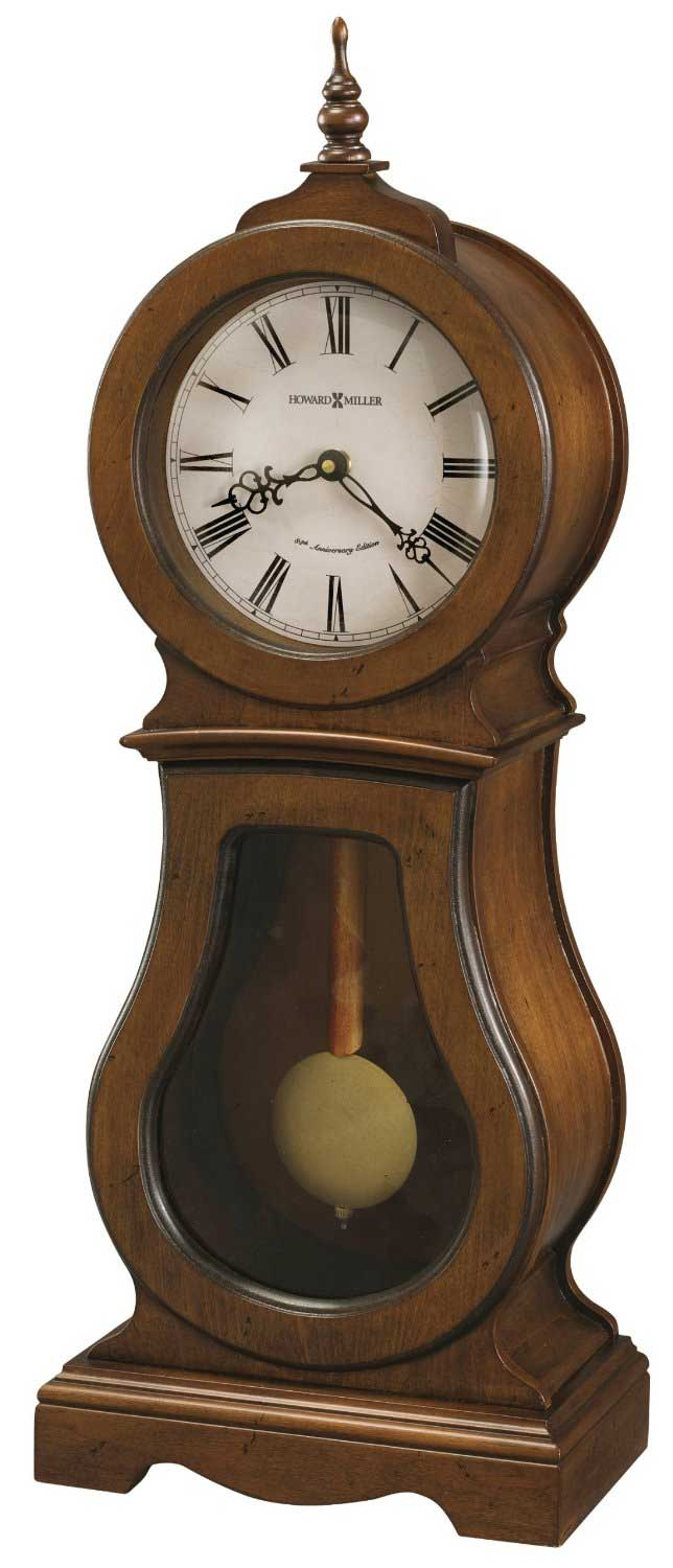 Merveilleux Howard Miller 635 162 Cleo Mantel Clock