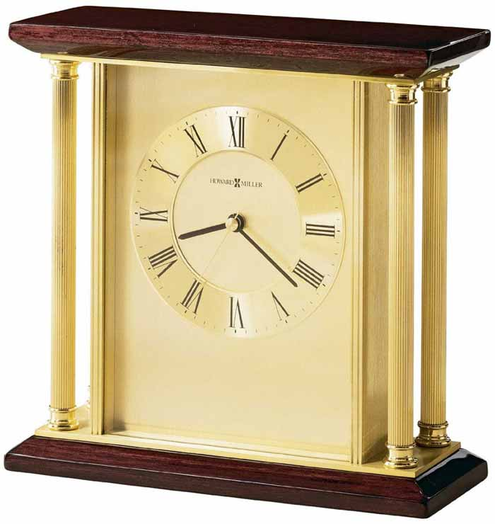 Detailed Image Of The Howard Miller Carlton 645 391 Desk Clock