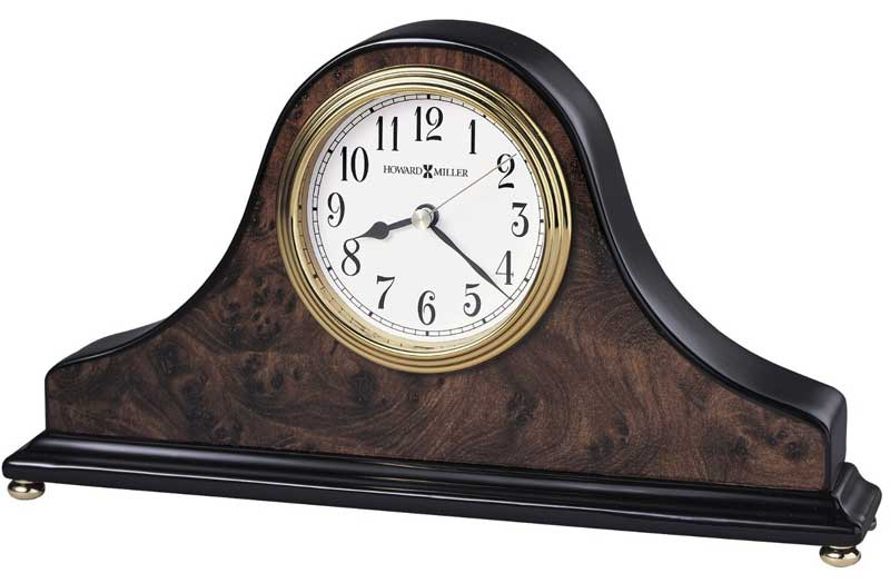 miller the clocks and table desk howard adonis depot tabletop clock